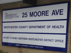 Westchester Dept of Health